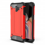 Magic Armor TPU + PC Combination Case for Galaxy J6+ (Red)