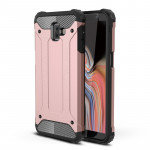Magic Armor TPU + PC Combination Case for Galaxy J6+ (Rose Gold)