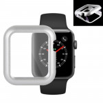 Magnetic Metal Frame Protective Case for Apple Watch Series 3 & 2 38mm(Silver)