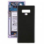 Back Cover for Galaxy Note9 / N960A / N960F(Black)