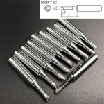 10 PCS 900M-T-3C Middle C Type Lead-free Electric Welding Soldering Iron Tips