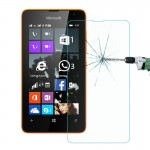 For Microsoft Lumia 430 0.26mm 9H+ Surface Hardness 2.5D Explosion-proof Tempered Glass Film