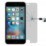0.26mm 9H 3D Highly Transparent Privacy Anti-glare Tempered Glass Film for iPhone 6 & 6s