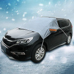 Car Windshield Snow Cover Sun Shade Cloth Frost Guard Protector Shield