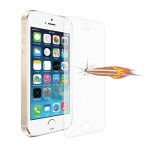 0.3mm 2.5D Anti-glare Explosion-proof Tempered Glass Film for iPhone 5 & 5S & 5C
