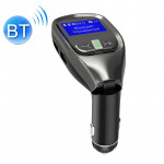 G11 Dual USB Charging Smart Bluetooth FM Transmitter MP3 Music Player Car Kit, Support Hands-Free Call & TF Card & U Disk(Max 3