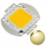 50W High Power Warm White Light LED Lamp, Luminous Flux: 5500-6500lm