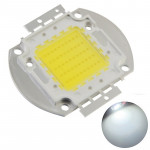 50W High Power White Light LED Lamp, Luminous Flux: 5500-6500lm