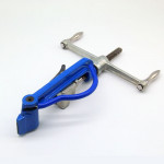 Repair Tools for Mobile & Tablet, Zip Tie Automatic Tension Cut off Gun Special Pliers Fastening Tool for Stainless Steel Cable