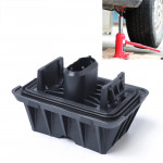 Car Jack Point Jacking Support Plug Lift Block Support Pad 51717237195 for BMW 1 3 5 6 7 Series X1
