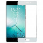 Front Screen Outer Glass Lens for Meizu PRO 7 (White)