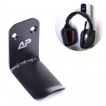 Universal Headphone Aluminum Alloy Hook(Black)