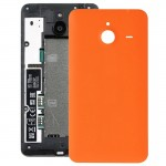 Frosted Surface Plastic Back Housing Cover Replacement for Microsoft Lumia 640XL(Orange)