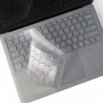 Laptop TPU Waterproof Dustproof Transparent Keyboard Protective Film for Microsoft Surface Book 2 15 inch
