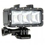 LED waterproof GoPro