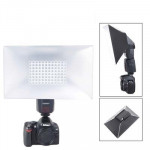 Softbox Mini studio photo noir Diffuseur souple de flash pliant NG-280, 280mm x180mm x120mm - Wewoo