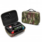 Portable EVA Storage Bag Suitcase Protective Box for Nintendo Switch (Camouflage)