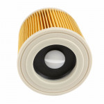 Replacement air dust filters bags for Karcher Vacuum Cleaners parts Cartridge HEPA Filter WD2250 WD3.200 MV2 MV3 W