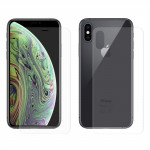 ENKAY Hat-Prince 3D Explosion-proof Hydrogel Film Front + Back Full Screen Protector for iPhone XS Max