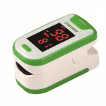 Fingertip Blood Oxygen Saturation Pulse Oximeter with LED Display(Green)