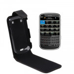 High Quality Leather Case for BlackBerry 9900