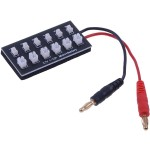 3.7V 1-12P Micro Charging Board for RC Helicopter / Quadcopter