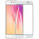 Front Screen Outer Glass Lens for Vivo X7(White)