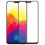 Front Screen Outer Glass Lens for Vivo X21(Black)