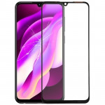 Front Screen Outer Glass Lens for Vivo Y97(Black)