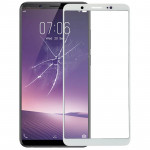 Front Screen Outer Glass Lens for Vivo Y79(White)