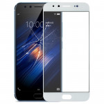 Front Screen Outer Glass Lens for Vivo X9s(White)