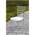 Hotel Banquet Resin Transparent Plastic Dining Chair