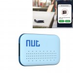 Nut Mini Intelligent Bluetooth 4.0 Anti-lost Tracking Tag Alarm Patch for Android / iPhone Devices(Blue)