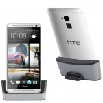 Desktop Dock Charger for HTC One Max / T6 (TEM-DZ90)(Grey)