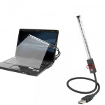 USB LED Light Brightness Adjustable for PC / Laptop / Notebook, with Switch