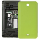 iPartsBuy Frosted Battery Back Cover Replacement for Microsoft Lumia 430(Green)
