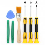 7 In 1 Nintendo Switch Xbox360 T6 T8 T10 Game Machine Teardown Screwdriver Set Flat Brush Set
