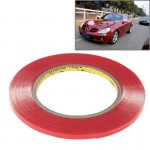 Universal Transparent Double Sided Adhesive Tape, Width: 0.6cm, Length: 10m