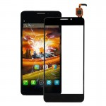 iPartsBuy Touch Screen Replacement for Alcatel One Touch Idol X Dual / 6040D / 6040E(Black)