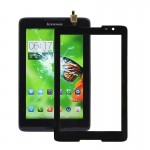 iPartsBuy Touch Screen Replacement for Lenovo A8-50 / A5500(Black)