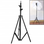 Professional Photography Aluminum Lighting Stand for Studio Flash Light(Black)