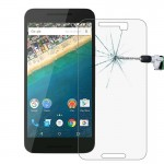 For Google Nexus 5X 0.26mm 9H+ Surface Hardness 2.5D Explosion-proof Tempered Glass Screen Film