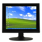 15 inch 4:3 LCD Monitor, Interface: D-SUB, Max Resolution: 1024 x 768
