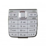 iPartsBuy Mobile Phone Keypads Housing Replacement with Menu Buttons / Press Keys for Nokia E52(White)