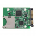 SD To 22 Pin SATA Adapter Converter Card