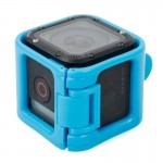 TMC Low-profile Frame Mount for GoPro HERO4 Session(Blue)