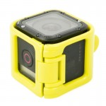 TMC Low-profile Frame Mount for GoPro HERO4 Session(Yellow)