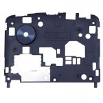 iPartsBuy Back Plate Housing Camera Lens Panel Replacement for Google Nexus 5 / D820 / D821(Black)