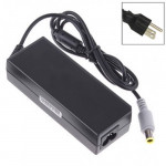 US Plug AC Adapter 20V 4.5A 90W for ThinkPad Notebook, Output Tips: 7.9 x 5.0mm