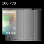 100 PCS OnePlus Two 0.26mm 9H+ Surface Hardness 2.5D Explosion-proof Tempered Glass Film